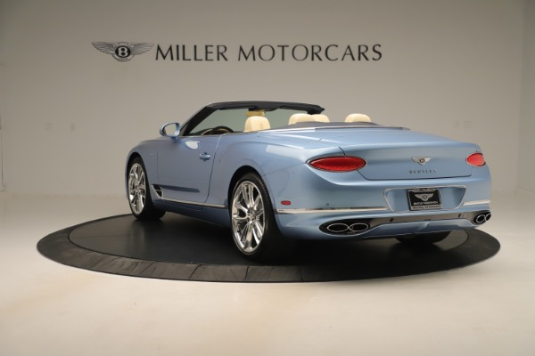 Used 2020 Bentley Continental GTC V8 for sale $288,020 at Alfa Romeo of Greenwich in Greenwich CT 06830 5