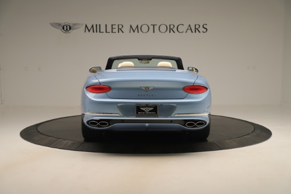 Used 2020 Bentley Continental GTC V8 for sale $288,020 at Alfa Romeo of Greenwich in Greenwich CT 06830 6