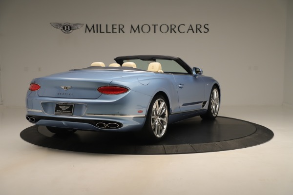 Used 2020 Bentley Continental GTC V8 for sale $288,020 at Alfa Romeo of Greenwich in Greenwich CT 06830 7