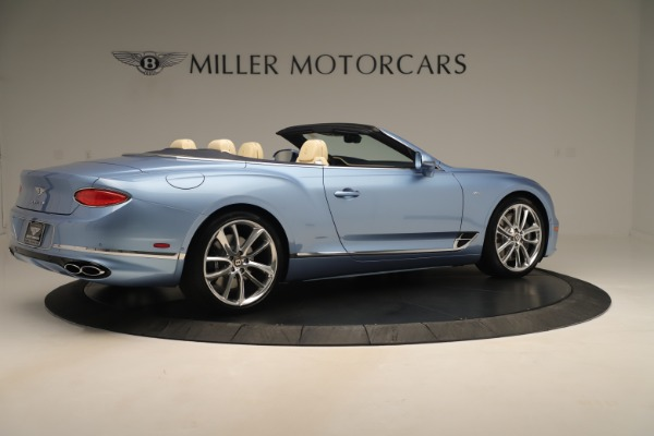 Used 2020 Bentley Continental GTC V8 for sale $288,020 at Alfa Romeo of Greenwich in Greenwich CT 06830 8