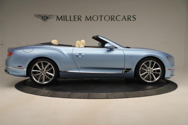 Used 2020 Bentley Continental GTC V8 for sale $288,020 at Alfa Romeo of Greenwich in Greenwich CT 06830 9