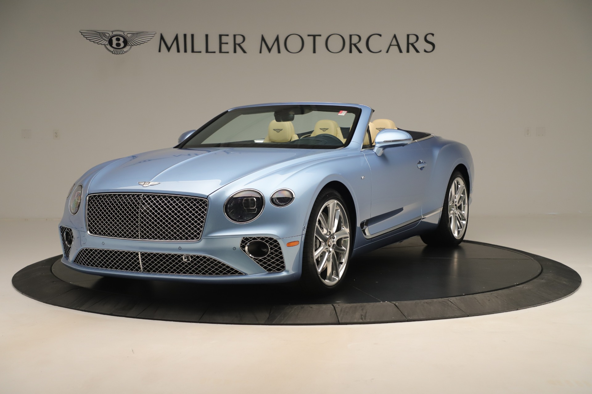 Used 2020 Bentley Continental GTC V8 for sale $288,020 at Alfa Romeo of Greenwich in Greenwich CT 06830 1