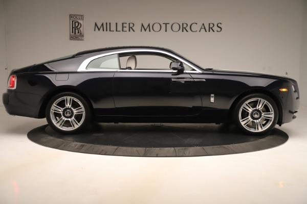 Used 2015 Rolls-Royce Wraith for sale Sold at Alfa Romeo of Greenwich in Greenwich CT 06830 10