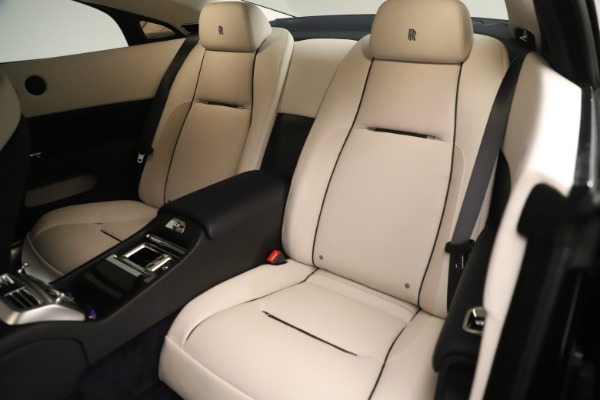 Used 2015 Rolls-Royce Wraith for sale Sold at Alfa Romeo of Greenwich in Greenwich CT 06830 16