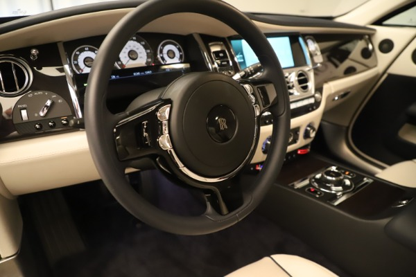 Used 2015 Rolls-Royce Wraith for sale Sold at Alfa Romeo of Greenwich in Greenwich CT 06830 19