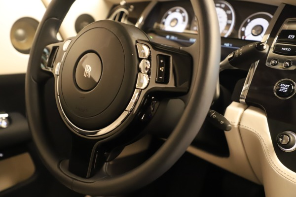 Used 2015 Rolls-Royce Wraith for sale Sold at Alfa Romeo of Greenwich in Greenwich CT 06830 20