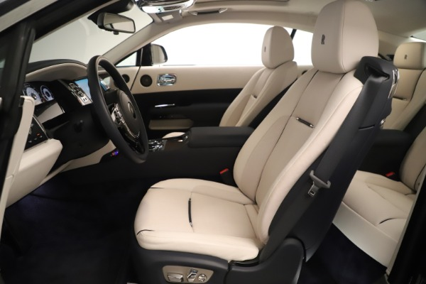 Used 2015 Rolls-Royce Wraith for sale Sold at Alfa Romeo of Greenwich in Greenwich CT 06830 25