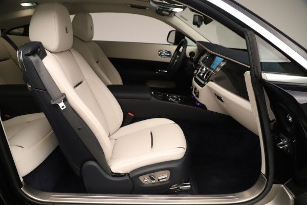 Used 2015 Rolls-Royce Wraith for sale Sold at Alfa Romeo of Greenwich in Greenwich CT 06830 28