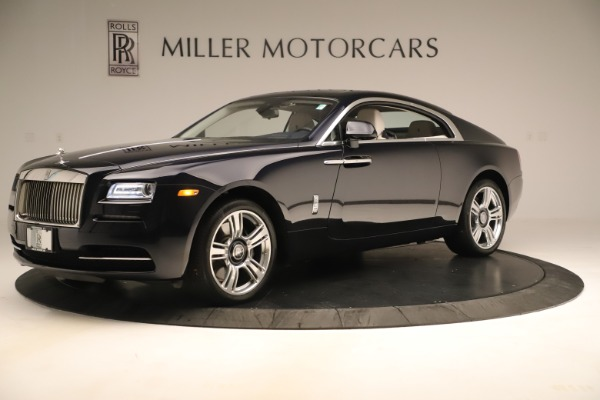 Used 2015 Rolls-Royce Wraith for sale Sold at Alfa Romeo of Greenwich in Greenwich CT 06830 3