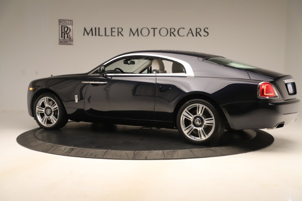Used 2015 Rolls-Royce Wraith for sale Sold at Alfa Romeo of Greenwich in Greenwich CT 06830 5