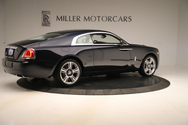 Used 2015 Rolls-Royce Wraith for sale Sold at Alfa Romeo of Greenwich in Greenwich CT 06830 9