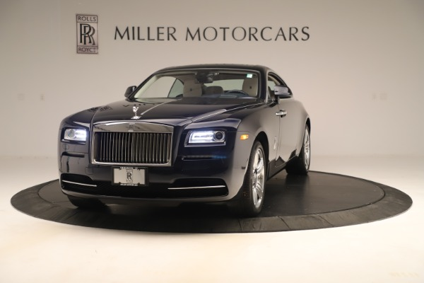 Used 2015 Rolls-Royce Wraith for sale Sold at Alfa Romeo of Greenwich in Greenwich CT 06830 1