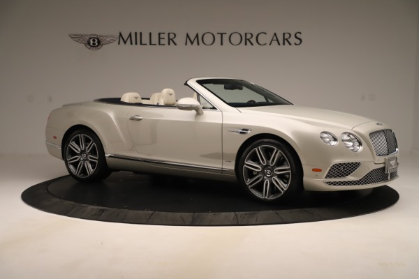 Used 2016 Bentley Continental GTC W12 for sale Sold at Alfa Romeo of Greenwich in Greenwich CT 06830 10