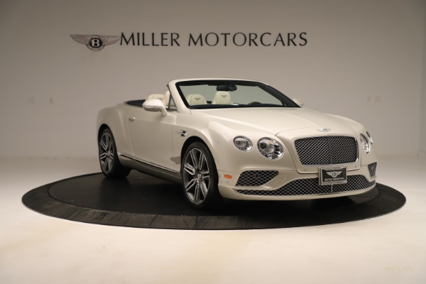 Used 2016 Bentley Continental GTC W12 for sale Sold at Alfa Romeo of Greenwich in Greenwich CT 06830 11