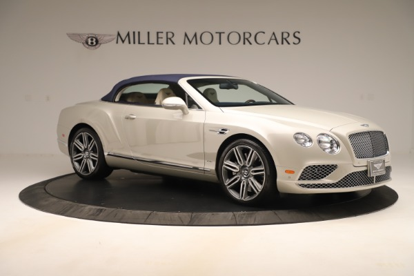 Used 2016 Bentley Continental GTC W12 for sale Sold at Alfa Romeo of Greenwich in Greenwich CT 06830 12