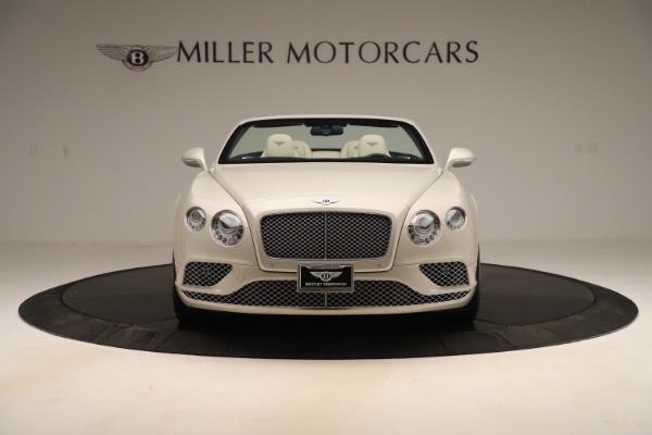 Used 2016 Bentley Continental GTC W12 for sale Sold at Alfa Romeo of Greenwich in Greenwich CT 06830 13