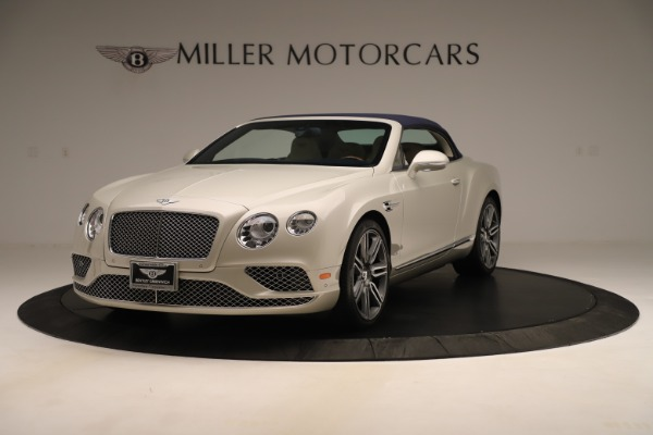 Used 2016 Bentley Continental GTC W12 for sale Sold at Alfa Romeo of Greenwich in Greenwich CT 06830 14