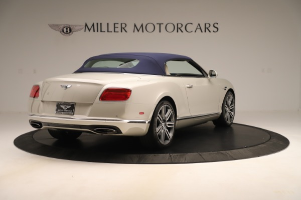 Used 2016 Bentley Continental GTC W12 for sale Sold at Alfa Romeo of Greenwich in Greenwich CT 06830 17