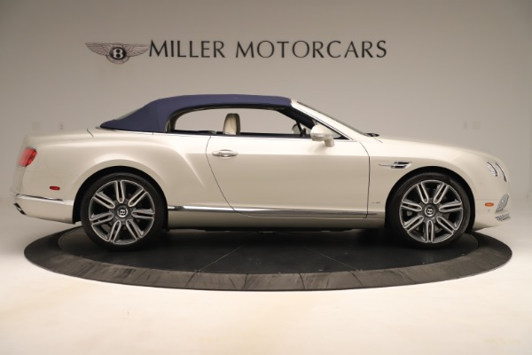 Used 2016 Bentley Continental GTC W12 for sale Sold at Alfa Romeo of Greenwich in Greenwich CT 06830 18