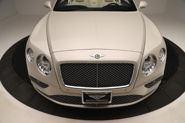 Used 2016 Bentley Continental GTC W12 for sale Sold at Alfa Romeo of Greenwich in Greenwich CT 06830 19