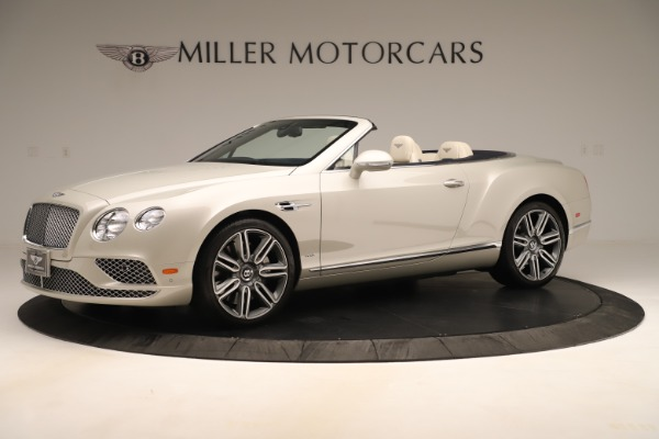 Used 2016 Bentley Continental GTC W12 for sale Sold at Alfa Romeo of Greenwich in Greenwich CT 06830 2