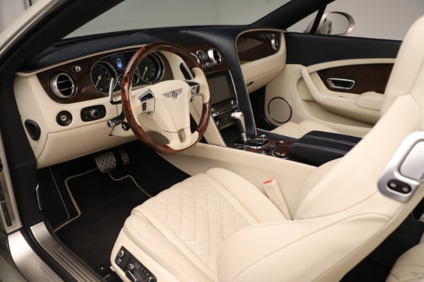 Used 2016 Bentley Continental GTC W12 for sale Sold at Alfa Romeo of Greenwich in Greenwich CT 06830 23