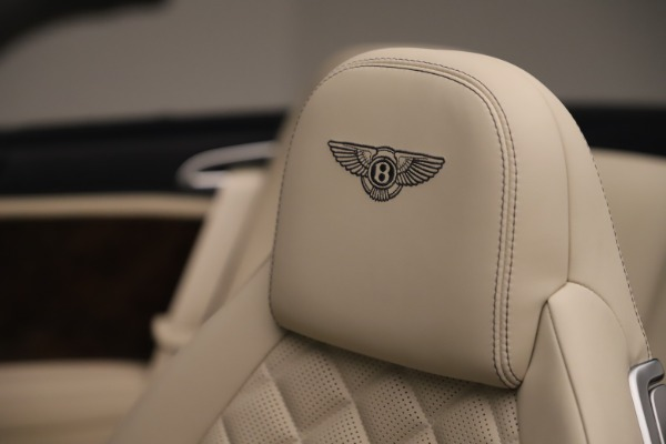 Used 2016 Bentley Continental GTC W12 for sale Sold at Alfa Romeo of Greenwich in Greenwich CT 06830 26