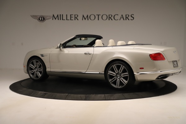 Used 2016 Bentley Continental GTC W12 for sale Sold at Alfa Romeo of Greenwich in Greenwich CT 06830 4