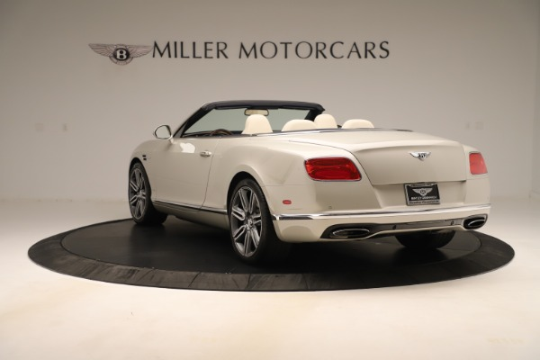 Used 2016 Bentley Continental GTC W12 for sale Sold at Alfa Romeo of Greenwich in Greenwich CT 06830 5