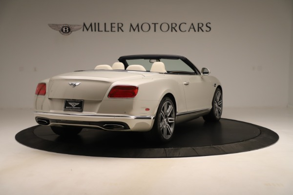 Used 2016 Bentley Continental GTC W12 for sale Sold at Alfa Romeo of Greenwich in Greenwich CT 06830 7