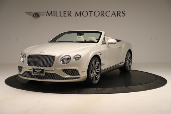 Used 2016 Bentley Continental GTC W12 for sale Sold at Alfa Romeo of Greenwich in Greenwich CT 06830 1