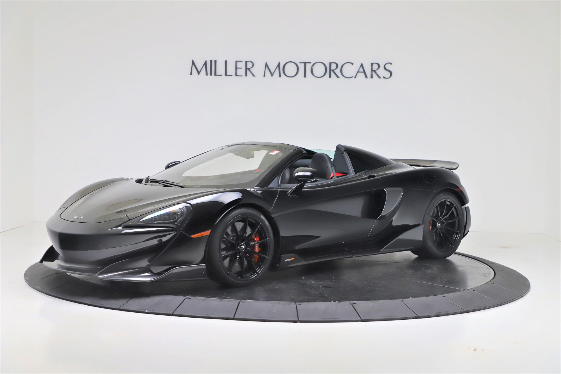 Used 2020 McLaren 600LT Spider for sale $249,900 at Alfa Romeo of Greenwich in Greenwich CT 06830 1