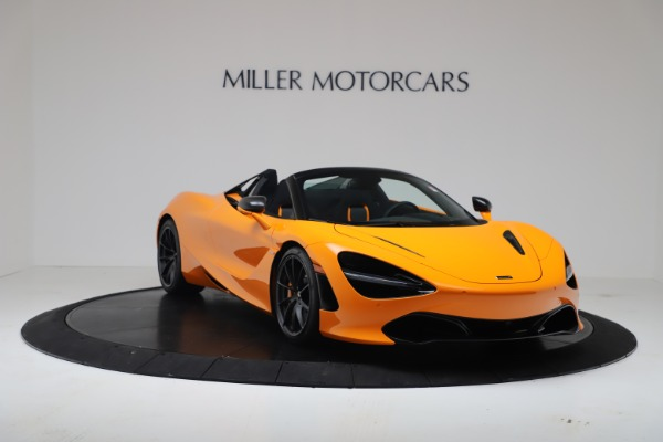 New 2020 McLaren 720S Spider Convertible for sale $374,440 at Alfa Romeo of Greenwich in Greenwich CT 06830 11