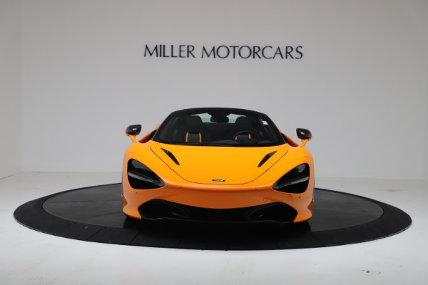 New 2020 McLaren 720S Spider Convertible for sale $374,440 at Alfa Romeo of Greenwich in Greenwich CT 06830 12