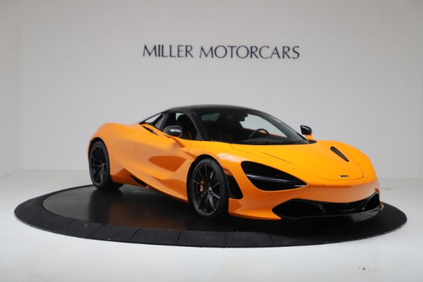 New 2020 McLaren 720S Spider Convertible for sale $374,440 at Alfa Romeo of Greenwich in Greenwich CT 06830 14