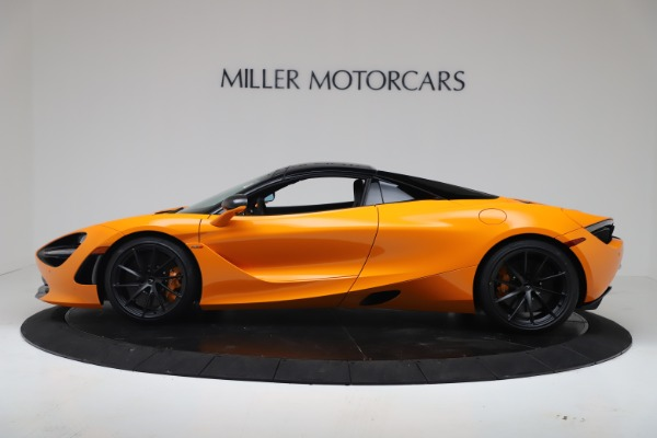 New 2020 McLaren 720S Spider Convertible for sale $374,440 at Alfa Romeo of Greenwich in Greenwich CT 06830 15