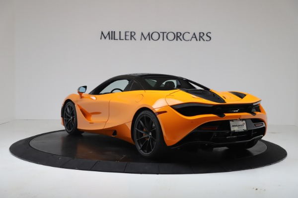 New 2020 McLaren 720S Spider Convertible for sale $374,440 at Alfa Romeo of Greenwich in Greenwich CT 06830 16