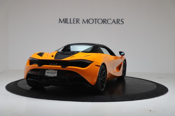 New 2020 McLaren 720S Spider Convertible for sale $374,440 at Alfa Romeo of Greenwich in Greenwich CT 06830 17