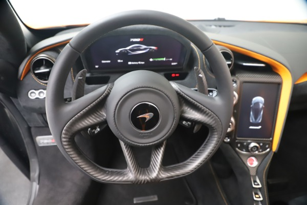New 2020 McLaren 720S Spider Performance for sale $374,440 at Alfa Romeo of Greenwich in Greenwich CT 06830 24