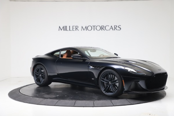 New 2020 Aston Martin DBS Superleggera Coupe for sale $371,006 at Alfa Romeo of Greenwich in Greenwich CT 06830 10