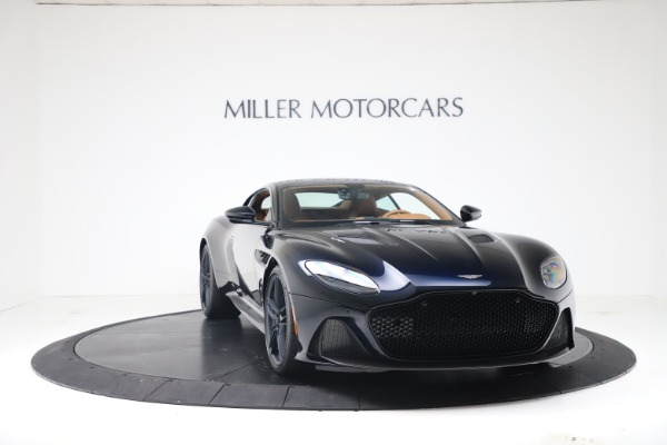 New 2020 Aston Martin DBS Superleggera Coupe for sale $371,006 at Alfa Romeo of Greenwich in Greenwich CT 06830 11