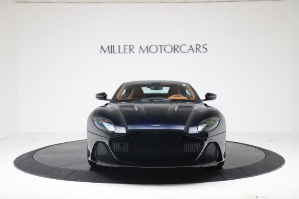 New 2020 Aston Martin DBS Superleggera Coupe for sale $371,006 at Alfa Romeo of Greenwich in Greenwich CT 06830 12