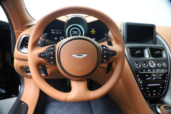New 2020 Aston Martin DBS Superleggera Coupe for sale $371,006 at Alfa Romeo of Greenwich in Greenwich CT 06830 16