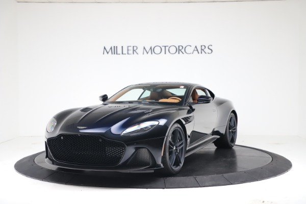 New 2020 Aston Martin DBS Superleggera Coupe for sale $371,006 at Alfa Romeo of Greenwich in Greenwich CT 06830 2