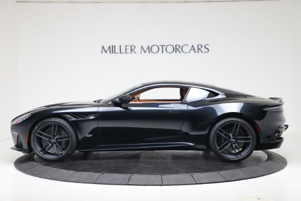 New 2020 Aston Martin DBS Superleggera Coupe for sale $371,006 at Alfa Romeo of Greenwich in Greenwich CT 06830 3
