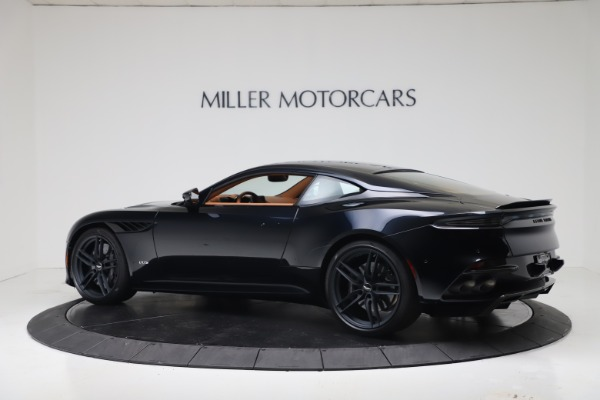 New 2020 Aston Martin DBS Superleggera Coupe for sale $371,006 at Alfa Romeo of Greenwich in Greenwich CT 06830 4