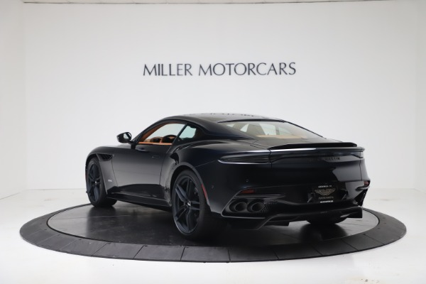 New 2020 Aston Martin DBS Superleggera Coupe for sale $371,006 at Alfa Romeo of Greenwich in Greenwich CT 06830 5