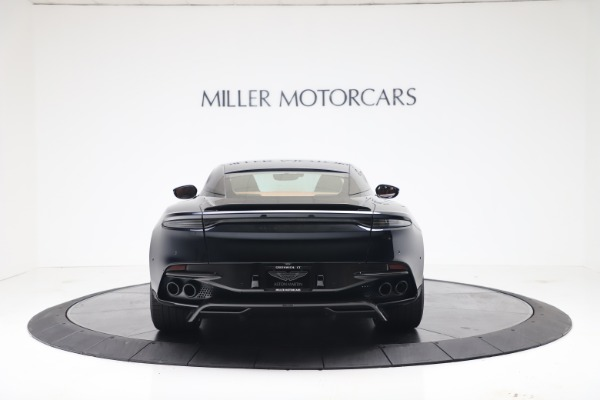 New 2020 Aston Martin DBS Superleggera Coupe for sale $371,006 at Alfa Romeo of Greenwich in Greenwich CT 06830 6