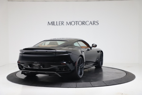 New 2020 Aston Martin DBS Superleggera Coupe for sale $371,006 at Alfa Romeo of Greenwich in Greenwich CT 06830 7