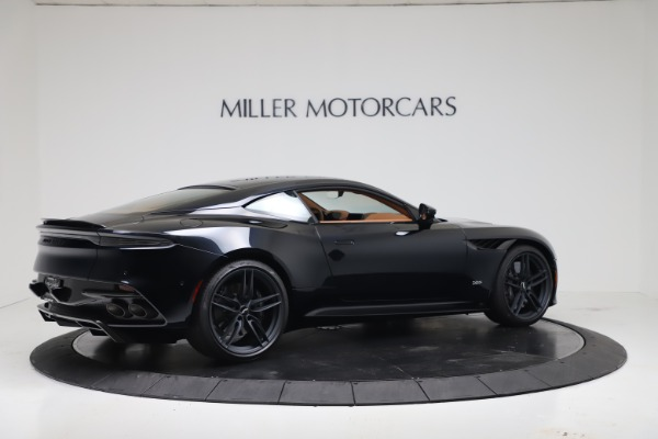 New 2020 Aston Martin DBS Superleggera Coupe for sale $371,006 at Alfa Romeo of Greenwich in Greenwich CT 06830 8